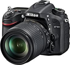 ニコン,ニコンDXフォーマットデジタル一眼レフカメラ「D7100」を発売