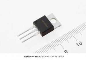 シャープ,窒化ガリウムパワートランジスタを開発