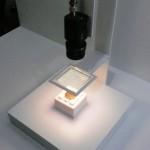OLEDメッシュ検査デバイス