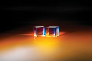 Cube-Beamsplitter