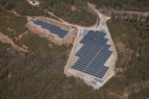 F恵那中野方太陽光発電所