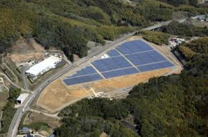 F臼杵太陽光発電所