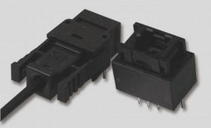 東芝,プラスチック光ファイバを用いた低消費電流光伝送モジュールを発売