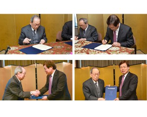 東海大,台湾の国家実験研究院宇宙機構と研究・協力交流に関する合意書を締結