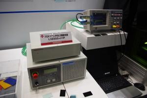 浜松ホトニクス,加工点の温度計測機能を付加したレーザ光源を発売