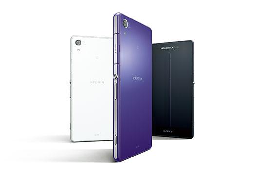ソニー,4K映像の撮影機能を搭載したスマートフォンを発売