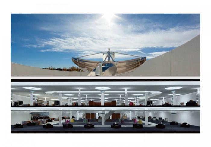 ユーヴィックス,追尾型マルチミラー方式「太陽光集光システム」を発売