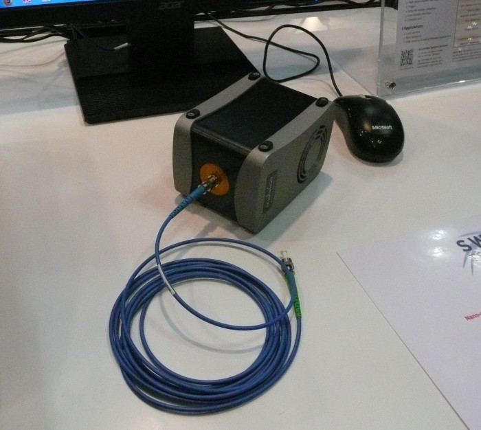 インデコ,超高精度光波長計・スペクトロメータを販売-SWIFTS技術の採用で革新的センシングを提案