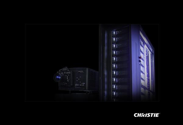 クリスティ,4K 120Hz 6P レーザプロジェクタを発表