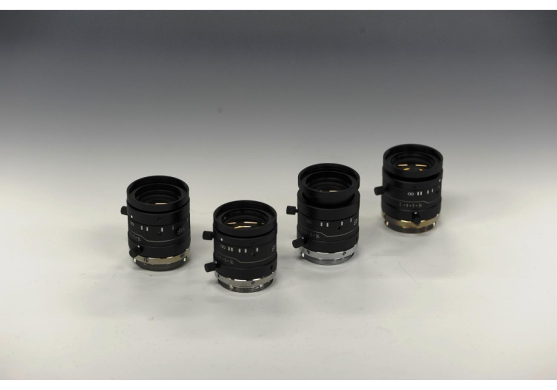 ショットモリテックス,5メガピクセルカメラ対応CCTVレンズを発売