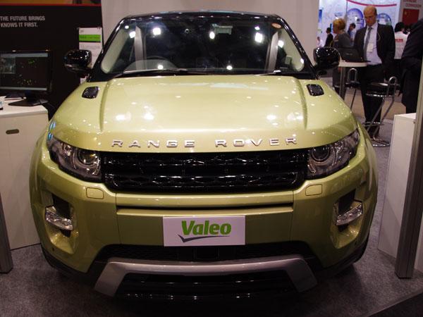 車載用センシング技術に注目が集まる―Valeoが開口角150°のレーザスキャナを開発