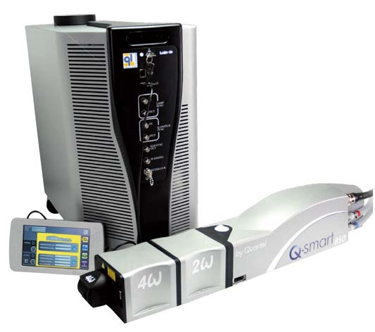 日本レーザー,Quantel社製パルスYAGレーザの高エネルギー出力版を発売