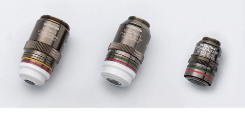 オリンパス,生物顕微鏡用対物レンズの新製品を発売