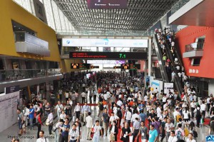 広州国際照明展2014─展示品の方向性の変化と出展社企業の戦略の変化