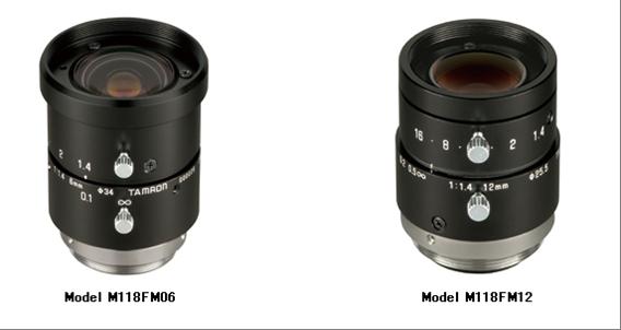 タムロン,2メガピクセル対応超高性能FA/マシンビジョン用短焦点レンズの新製品を開発