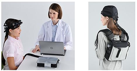 島津製作所,脳機能計測用ポータブル近赤外光イメージング装置を発売