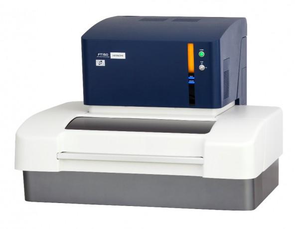 日立ハイテク,蛍光X線膜厚計の新製品を発表