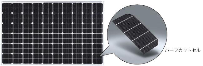 エクソル,4本バスバーとハーフカットセルを採用した単結晶PVモジュールを発売