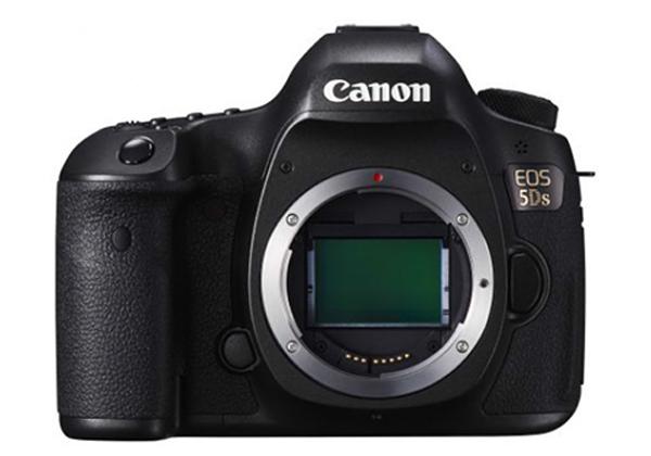 キヤノン,5060万画素フルサイズセンサ搭載の「EOS 5Ds/EOS 5Ds R」を6月発売