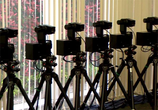 2020年,映像技術が変わる?-URCFがデモ展示を開催