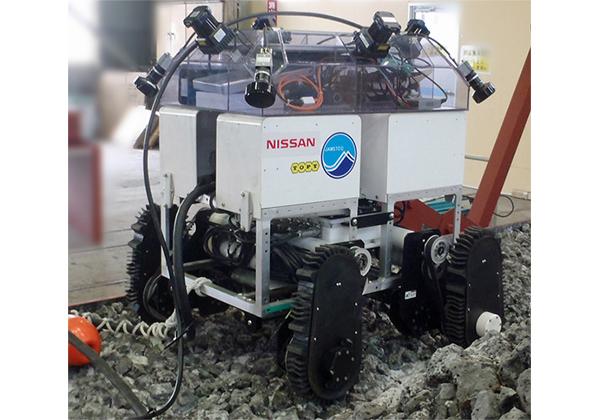 JAMSTEC,アラウンドビューモニタを用いた海底ロボを開発