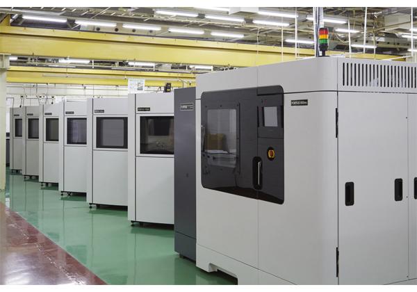 リコー,3Dプリンタによる直接製造サービスを開始
