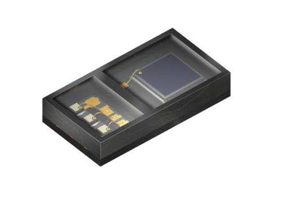 オスラム,腕時計タイプのLED心拍センサを発売