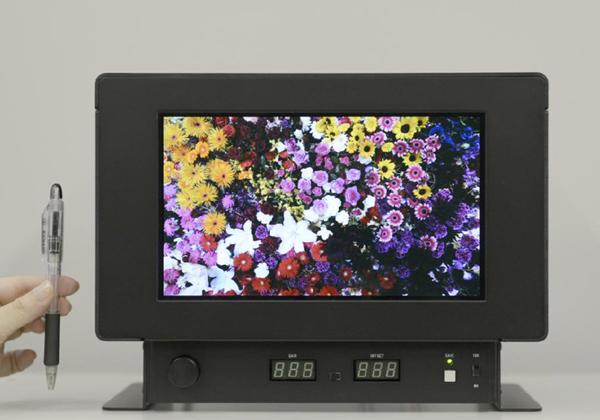 NHK,技研公開で各種8Kディスプレイを公開