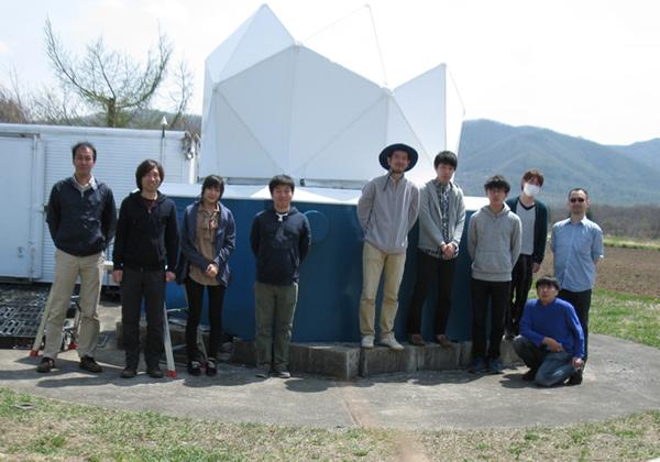 全日本VLBI,230GHzの宇宙電波観測に成功