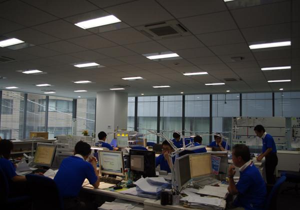 大林組ら,省電力照明システムを開発