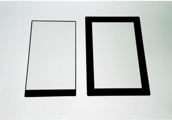 凸版印刷,超狭額縁銅タッチパネルモジュールを開発