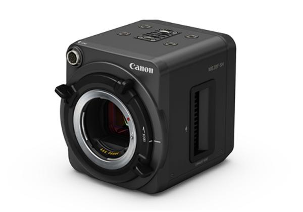 キヤノン,ISO感度400万の多目的カメラを発売