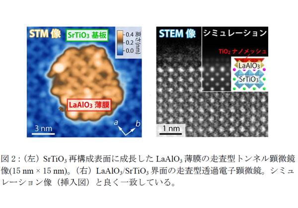 東北大,レーザー堆積法で二酸化チタンの原子シートを作製