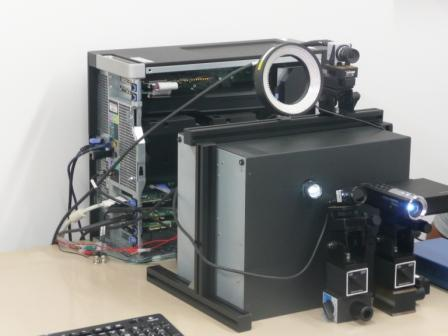 東大とTED,フレームレートが最大1,000fps/8bit階調で映像投影可能な高速プロジェクタを開発