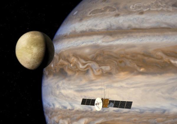 NICTのテラヘルツ技術,欧州の木星圏探査機に採用