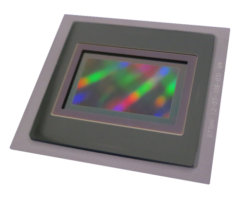 8Kスーパーハイビジョン用イメージセンサー