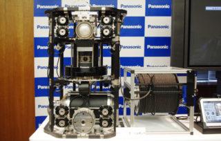 パナソニック,ダム水中点検ロボットを開発─インフラ向け市場を狙う