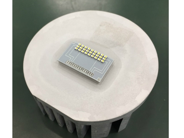 三菱マテ,ヒートシンク付きLEDヘッドライトモジュールを開発