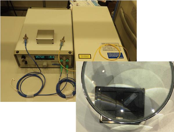 光カーコム光源とマイクロ光共振器
