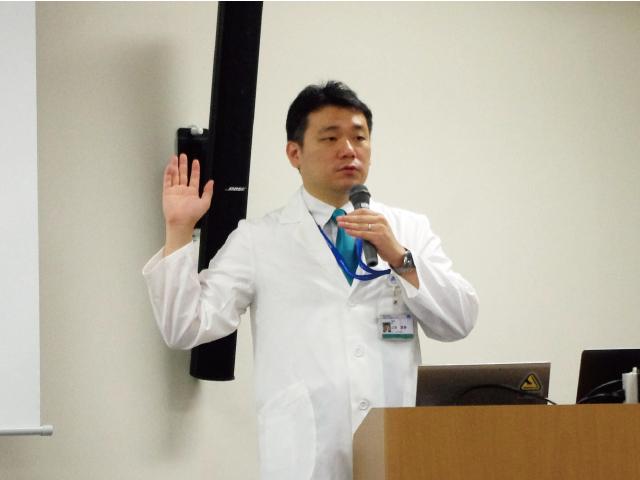 国立がん研究センター 山田真善氏