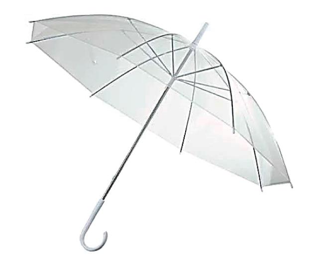 図1 一般的なビニール傘