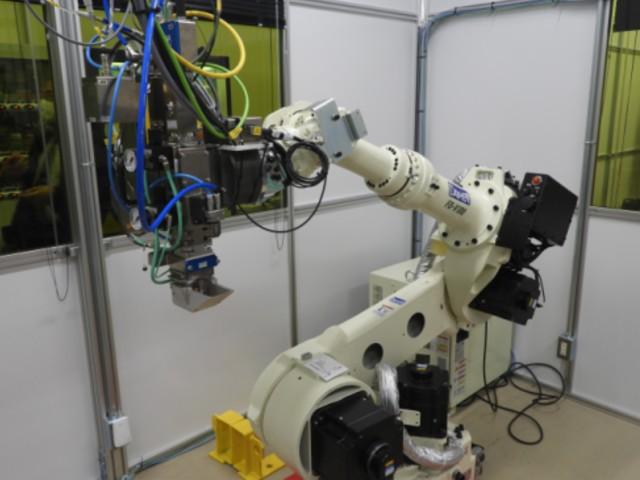 レーザーライン,リモート溶接可能なラボを開設