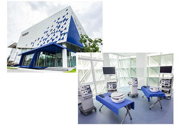 オリンパス,タイに内視鏡トレーニングセンターを開設