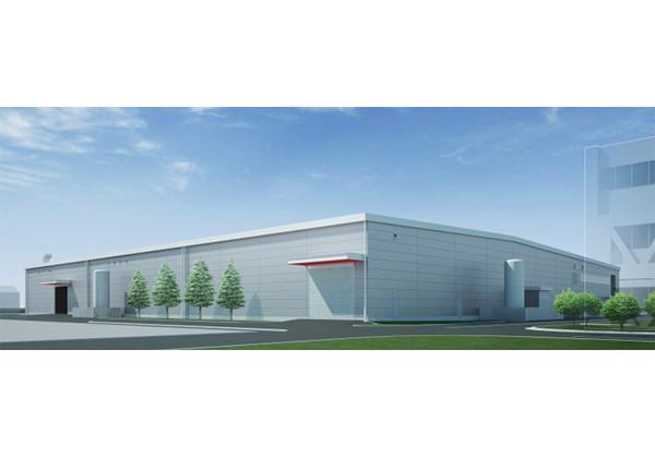 三菱電機,「衛星機器生産棟」を建設