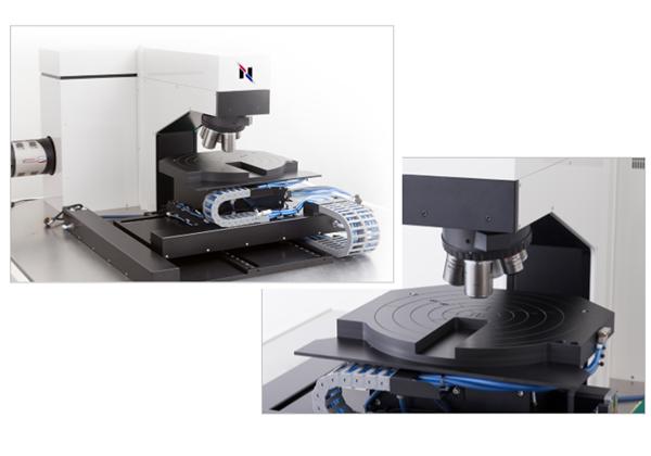 ナノフォトン,半導体ウエハーステージ搭載ラマン顕微鏡を発売