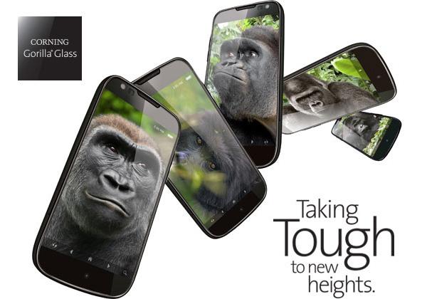 コーニング,Gorilla Glassの新製品を開発