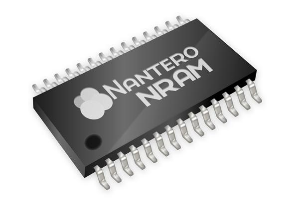 富士通と米Nantero,CNT不揮発性メモリ「NRAM」を共同開発