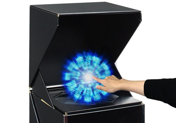 DNP,販促用3Dディスプレーを開発