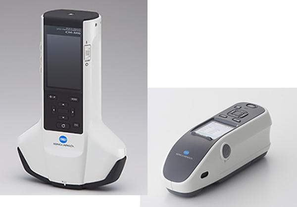 コニカミノルタ,自動車向け分光測色計を発売