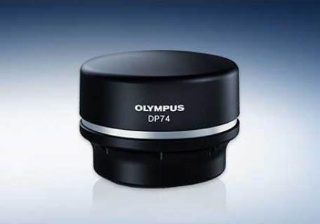 オリンパス,顕微鏡用デジタルカメラを発売